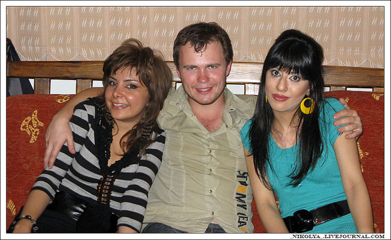 Russian guy in Iran 10
