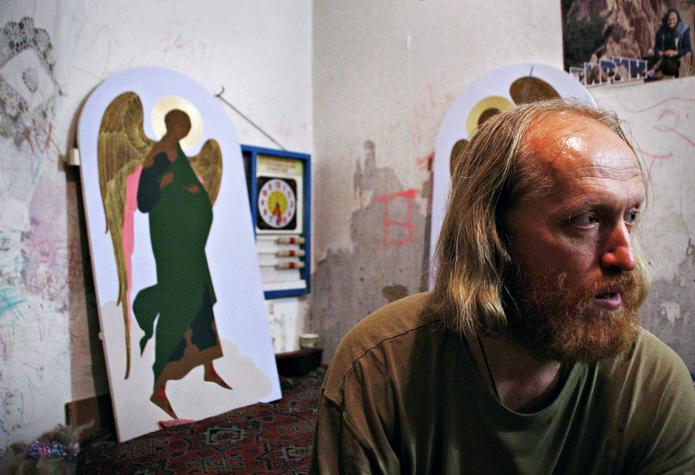 Russian artist 19