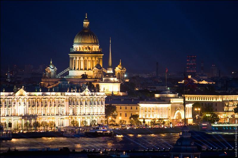 Jameh Mosque of St. Petersburg