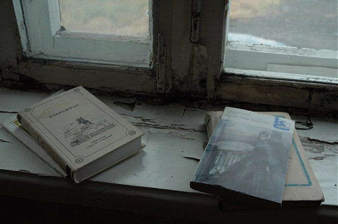 Russian dead town - stays abandoned 65
