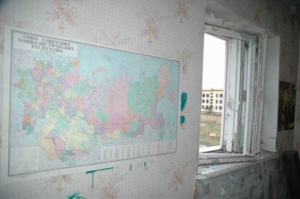 another abandonet Soviet town 16