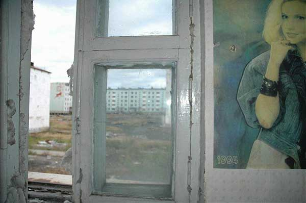 another abandonet Soviet town 17