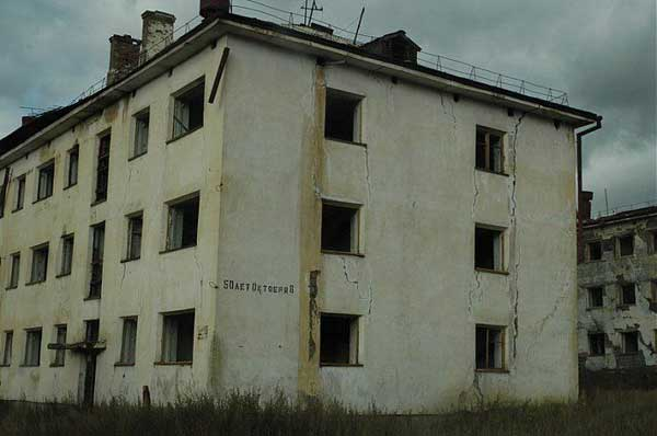 another abandonet Soviet town 8