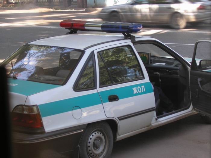 Road Police from Kazakhstan 1