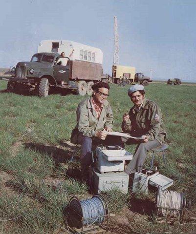 Kazakhstan, 70s