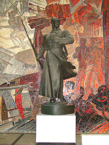 Museum of KGB in Russia 54