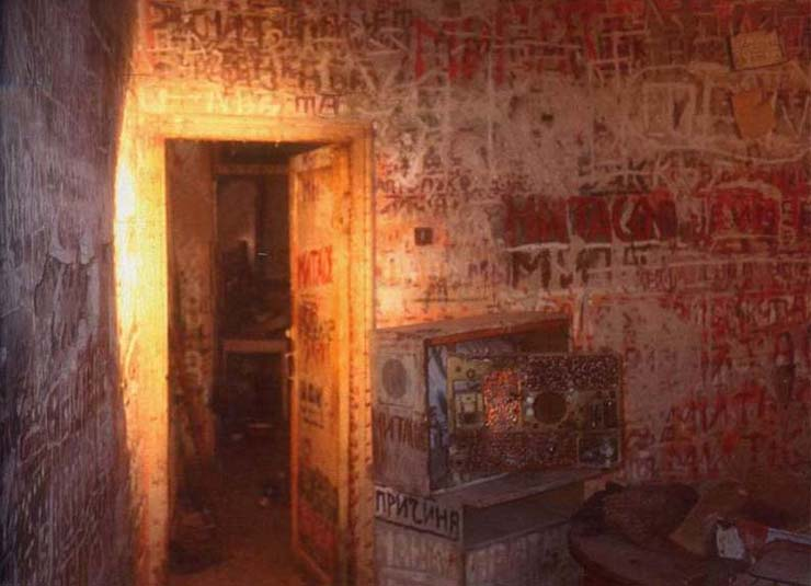 strange appartment in Kharkov, Ukraine 6