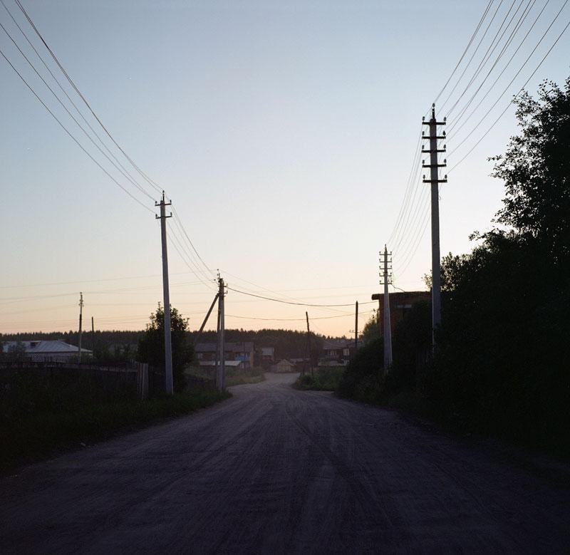 Kichmengsky Town and Its Dwellers
