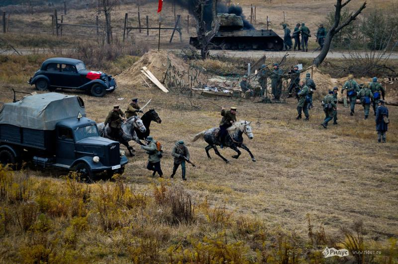 Kiev Battle Reconstruction 17