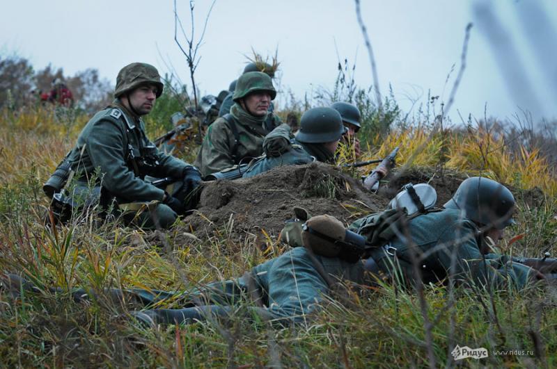 Kiev Battle Reconstruction 18