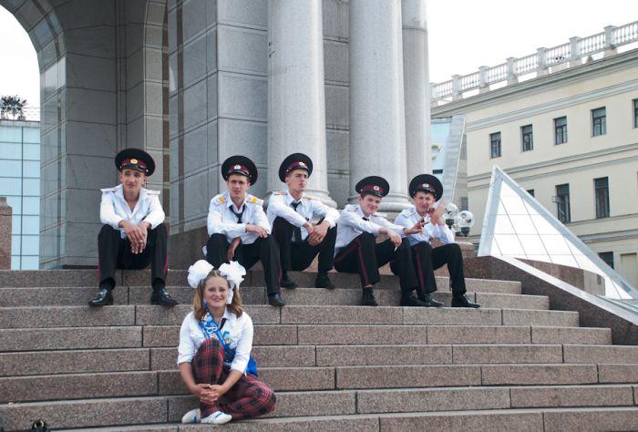 Graduates of Kiev 15
