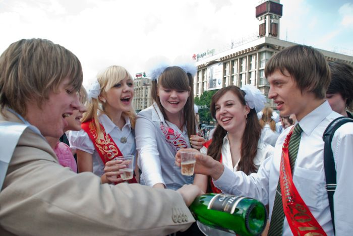 Graduates of Kiev 16