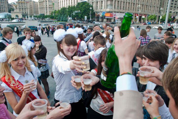 Graduates of Kiev 17