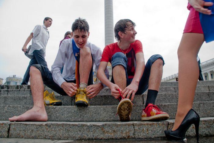 Graduates of Kiev 5