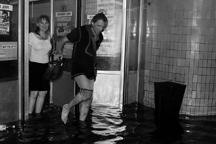 kiev subway flooded 6