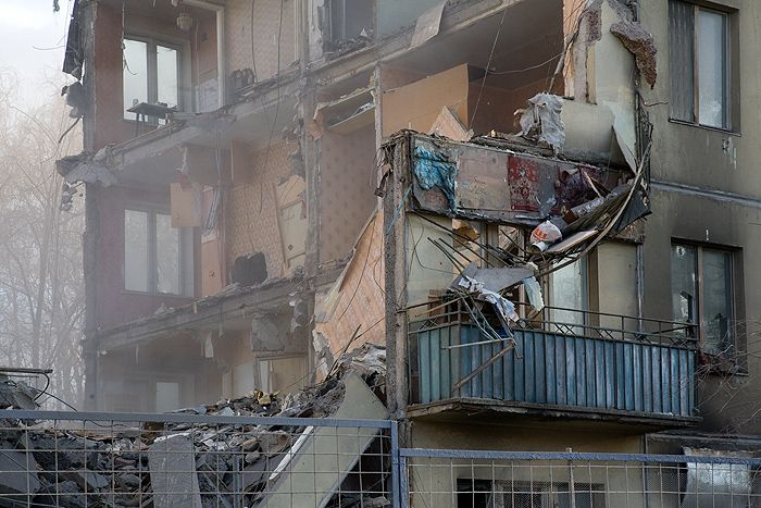 demolition of the houses in Russia 9