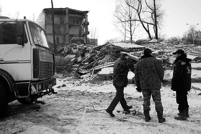 demolition of the houses in Russia 12