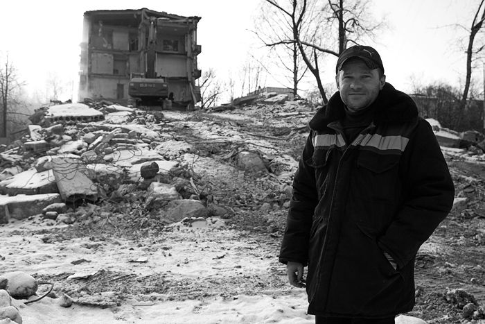 demolition of the houses in Russia 13