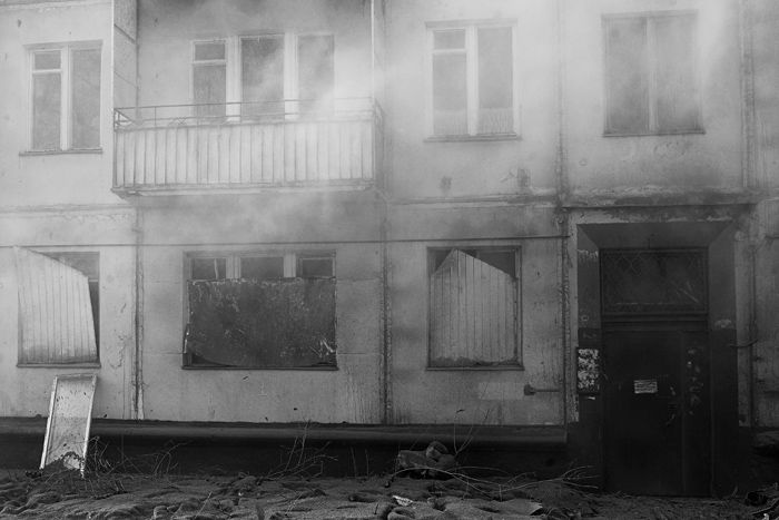 demolition of the houses in Russia 15