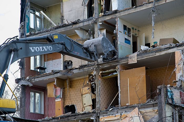 demolition of the houses in Russia 18