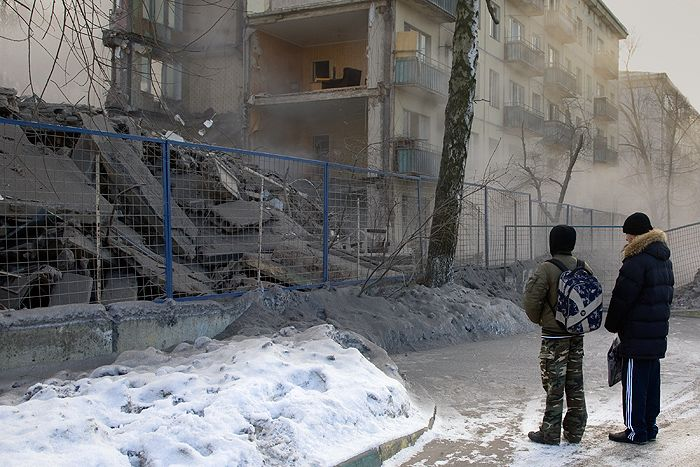 demolition of the houses in Russia 23