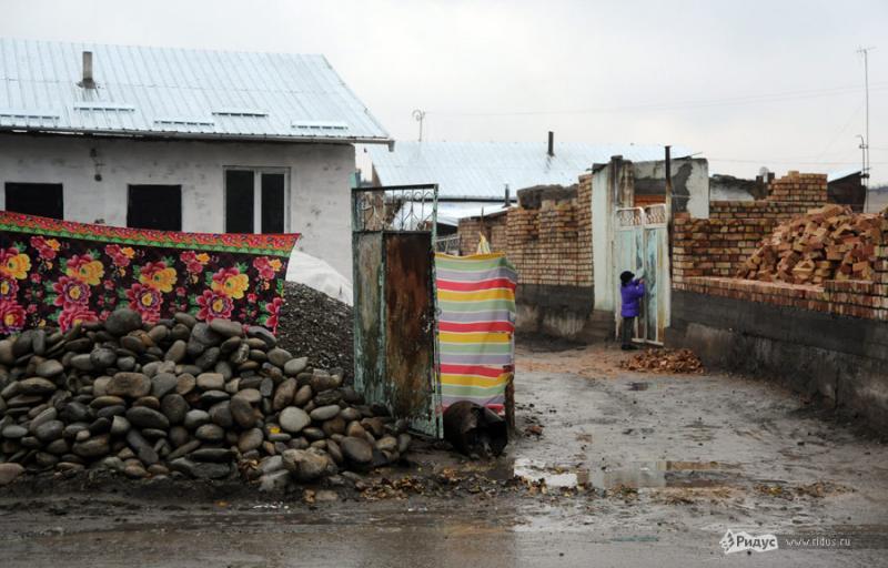 Kirgizia Pogrom 9