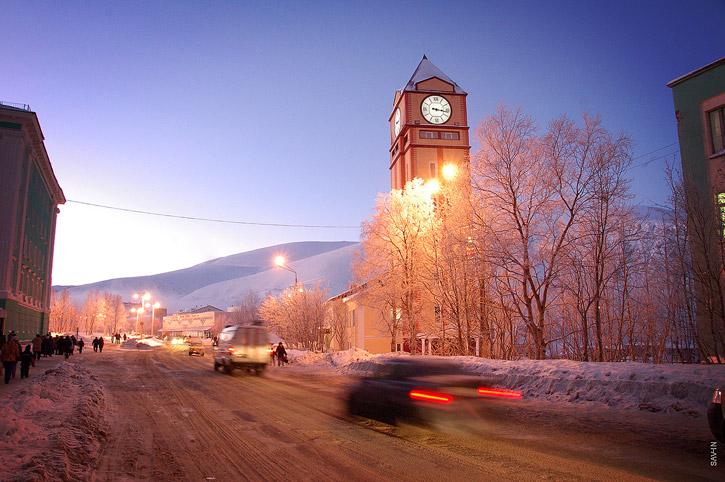 Kirovsk, Another Northern Town | English Russia