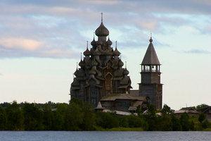 Kizhi karelia russia