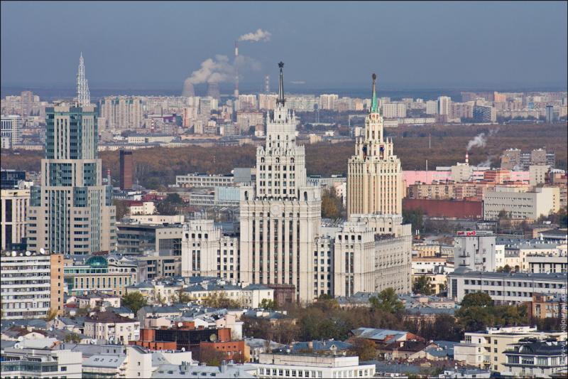 Kotelnicheskaya Embankment 22