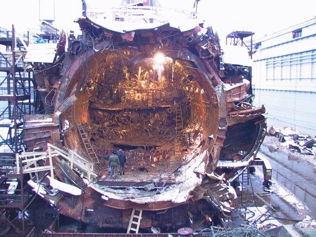 kursk submarine 11