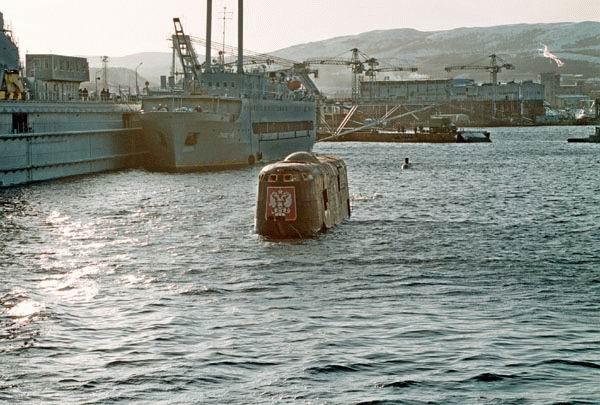 kursk submarine 5
