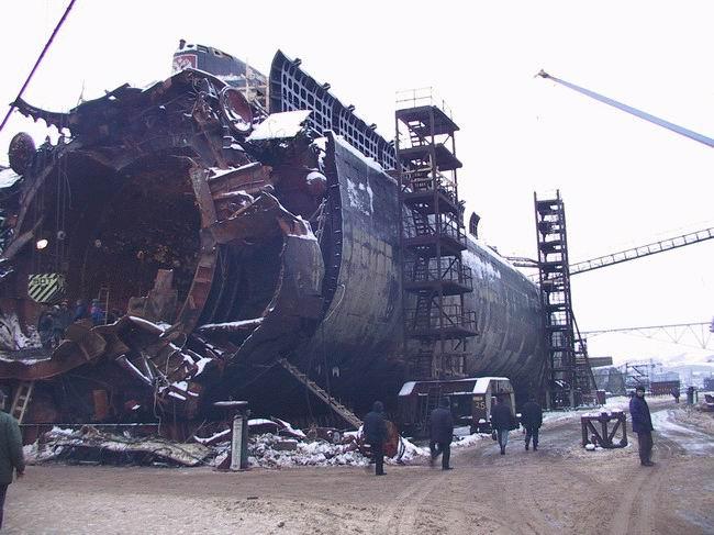 kursk submarine 7