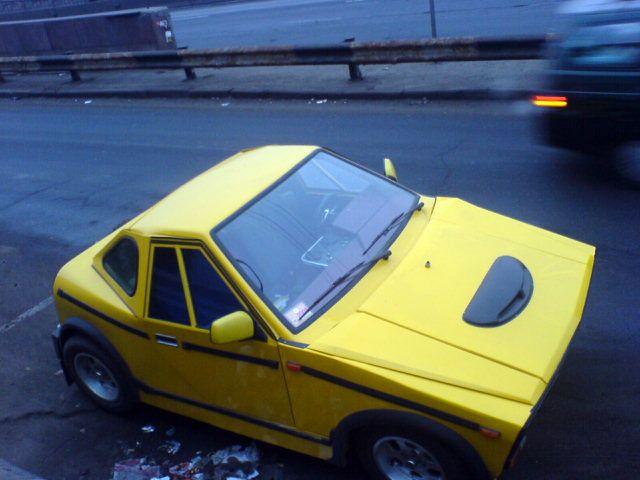 strange Russian car 2
