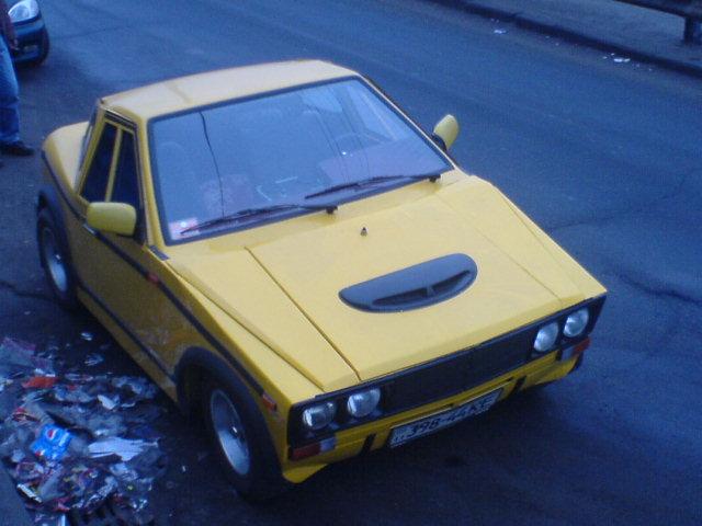 strange Russian car 3