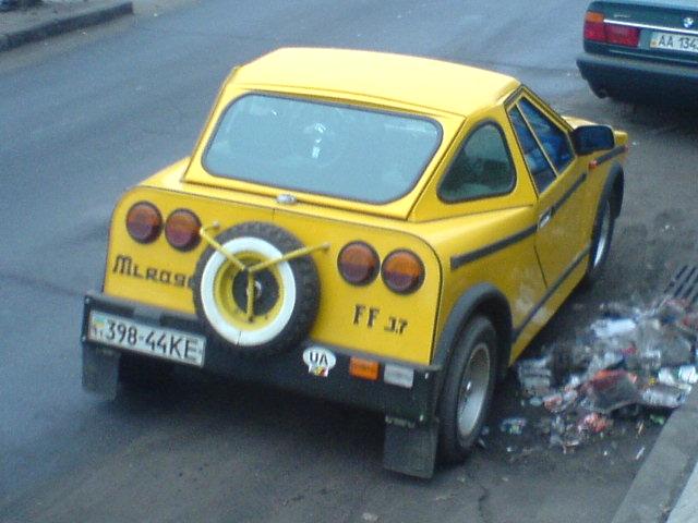 strange Russian car 4
