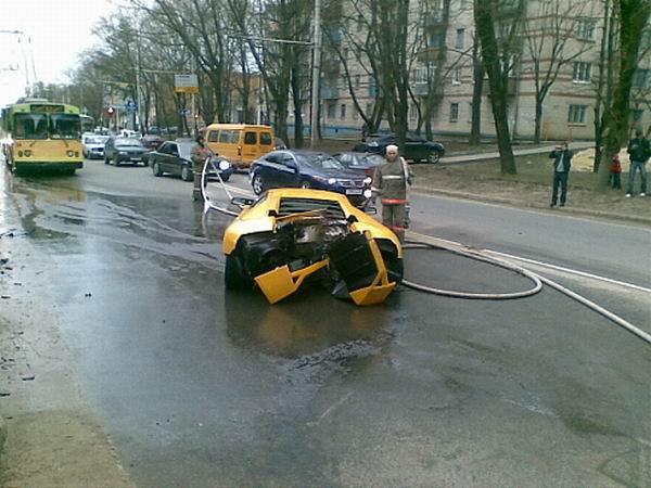 Lamborghini in Russia 2