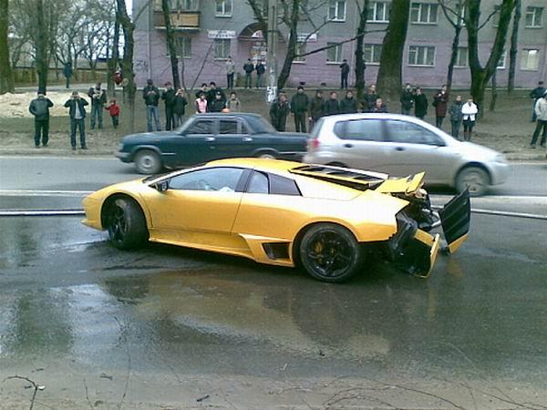Lamborghini in Russia 3