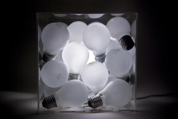 Russian design lamp 2