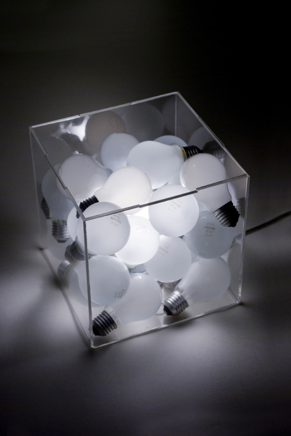 Russian design lamp 3