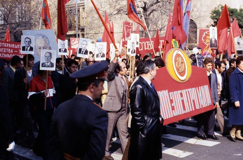 Last Days Of The Soviet Era 2