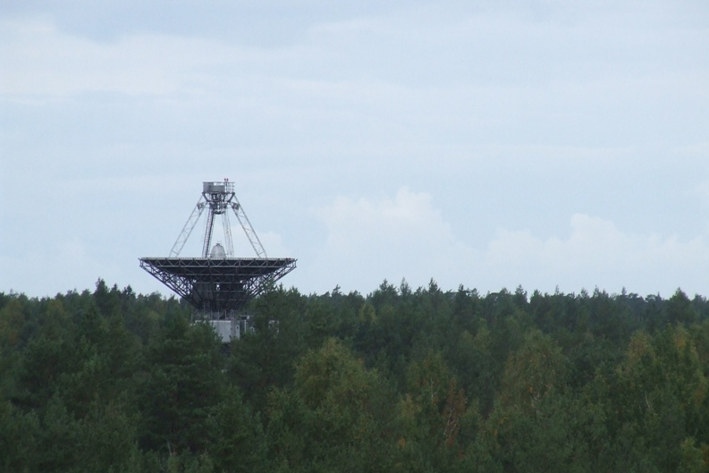 Old Russian radars in Latvia 11