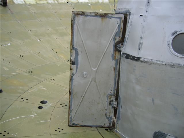 Old Russian radars in Latvia 13