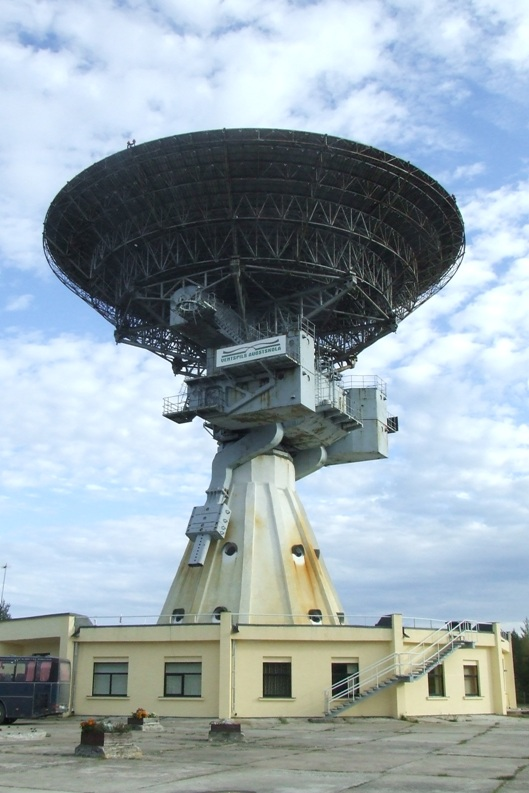 Old Russian radars in Latvia 6