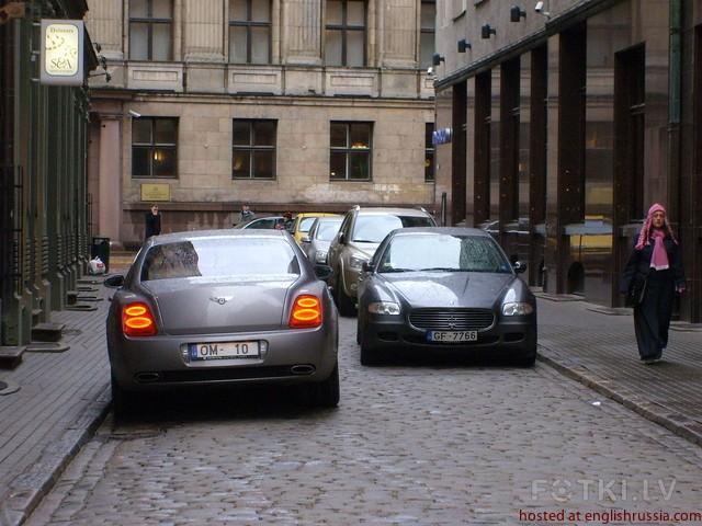 cars in latvia 36