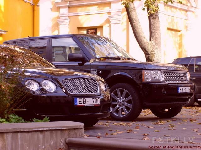 cars in latvia 40