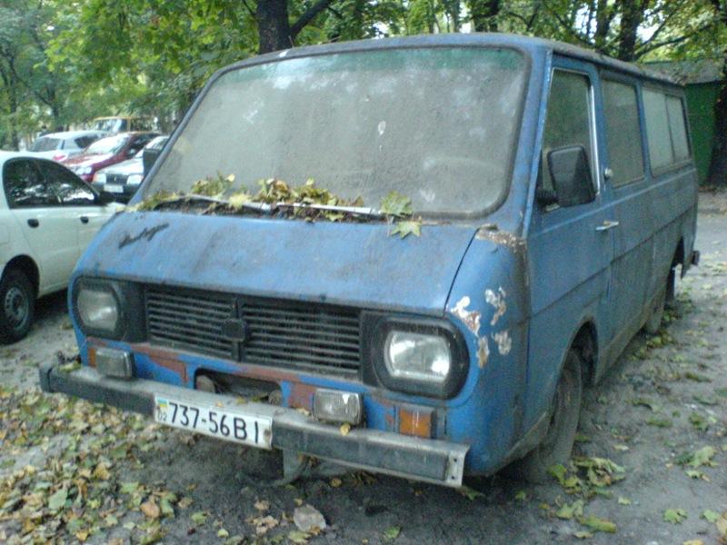 Ukrainian cars