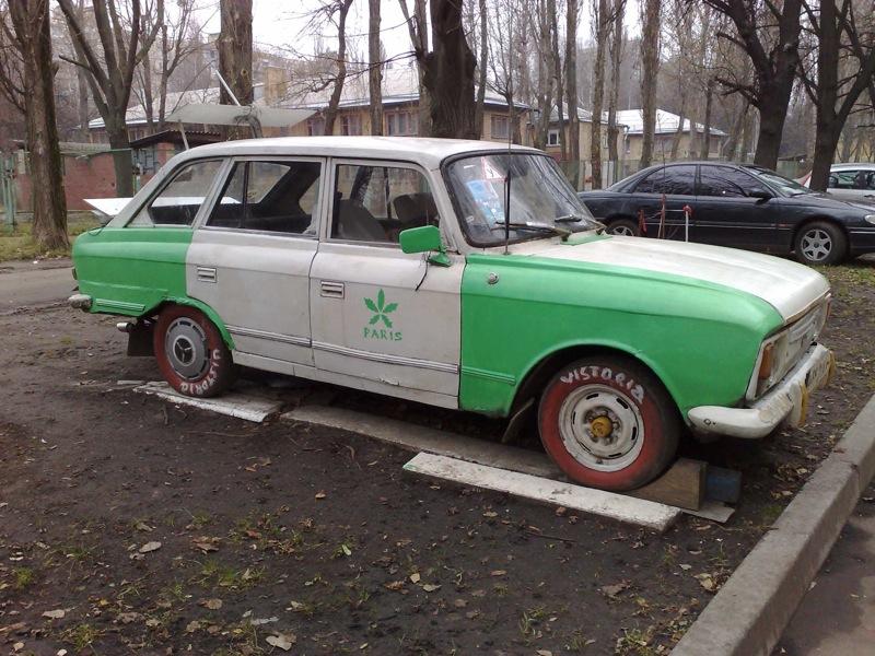 Ukrainian cars 15