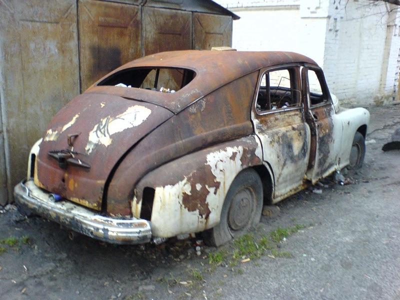 Ukrainian cars 19