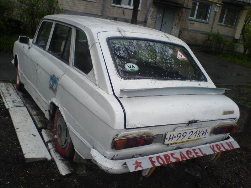 Ukrainian cars 2