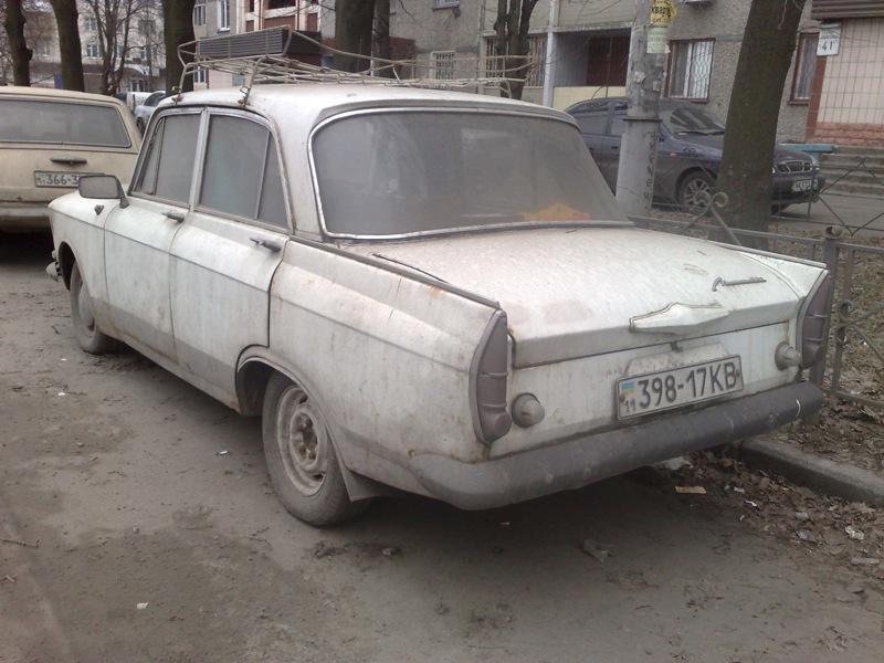 Ukrainian cars 23
